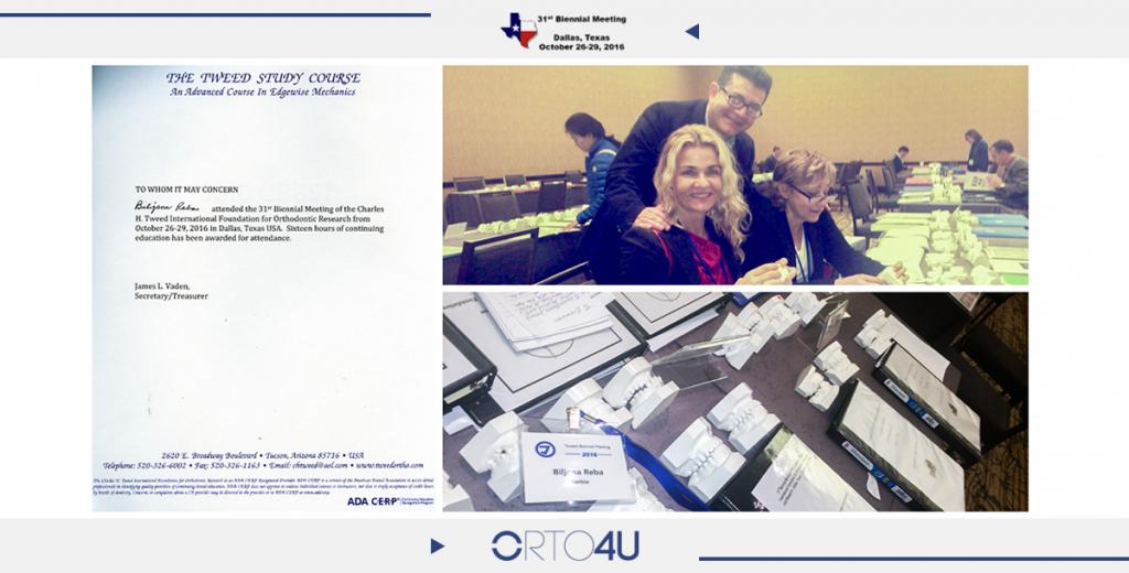 The Charles H. Tweed International Foundation Biljana Reba ORTO4U